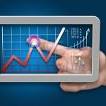 wereldwijde business als een concept — Stockfoto