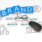 Branding concept — Stock Photo #36490439
