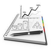 Profit as concept — Stock Photo