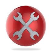 ícone da ferramenta — Foto Stock