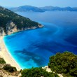 Royalty-Free Stock Photo: Exotic ionian beach Myrthos
