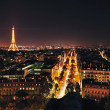 Paris at night — Stock Photo #23068664