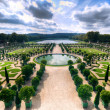 Stock Photo: Versailles Gardens