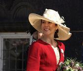 Mary księżniczka Danii — Zdjęcie stockowe