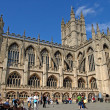Bath Abbey, West England - Stock Photo