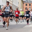 Copenhagen marathon 2011 — Stock Photo