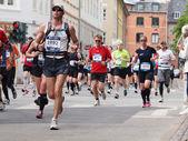Copenhagen marathon 2011 — Stock Photo
