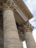 Corinthian column detail — Stock Photo
