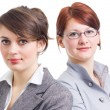Two business women — Stock Photo #22804540