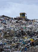 Zona di smaltimento — Foto Stock