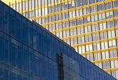 Finestre di edifici per uffici — Foto Stock