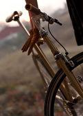 Klassieke fiets — Stockfoto