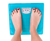 Weight Scale — Stock Photo