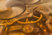 Mechanical clockwork — Stock Photo