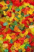 Candies bear — Stock Photo
