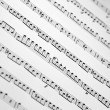 Music notes — Stock Photo #22830724