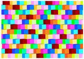Абстрактные векторные фон с многомерных кубов — Cтоковый вектор