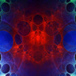 Abstract fractal background — Stock Photo #33485363