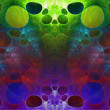 Abstract fractal background — Stock Photo #33485441