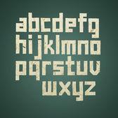アルファベット — ストック写真