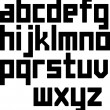 Alphabet — Stockvektor