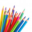 Colour pencils — Stock Photo #26211575