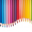 Colour pencils — Stock Photo #27122097