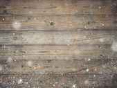 Old vintage wood background — Stock Photo
