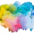 Stock Photo: Watercolour abstract background