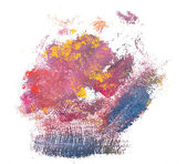 Grunge hand drawn textures, art paints — Stock Photo
