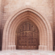 Door of church 2 — Stock Photo