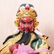 Kwnao a deity of China. — Stock Photo