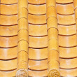 Orange Tile roof. - Stock Photo