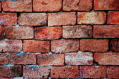 Brick Background of stone vivid color. — Stock Photo