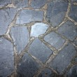 Texture of Pathway made from Rock. — Foto Stock