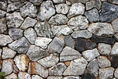 Stone wall of background. — Foto de Stock