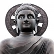 Buddha statues of Buddhism. — Stock Photo