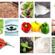 Mix Healthy foods. — Stock Photo