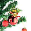 Stock Photo: Decorated of Christmas and new year day.