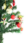 Decorated of Christmas and new year day. — Foto Stock