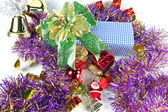 Accessory decorations in Christmas or New Year. — Foto Stock