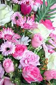 Bellissimo mazzo di fiori. — Foto Stock