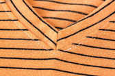 Orange alternating black T-Shirt. — Stock Photo