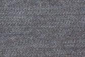 Jean noir de la texture du tissu. — Photo