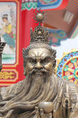 Statues of Chinese deity. — Stock Photo