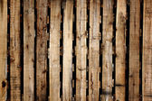 Old wood texture of pallets. — Stock Photo