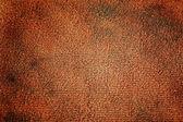 Pattern of dark orange fabric. — Stock Photo