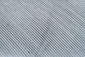 Texture of gray feather with an increase in high-resolution — Stock Photo