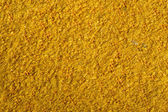 Texture of the yellow surface with a nap in high definition — Stock Photo