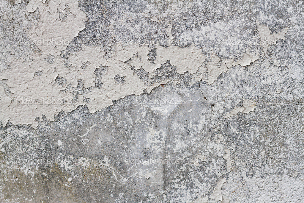 Grey Wall Texture With Cracked And Peeling Paint Stock Photo Dedron 24498265